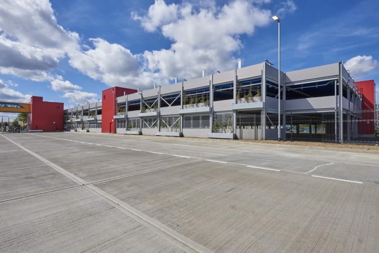DHL Car Park