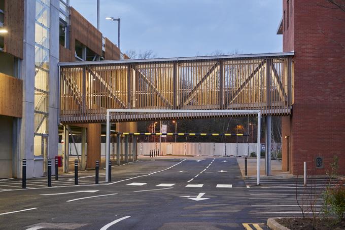 Project Welwyn Garden City Car Park United Kingdom